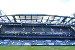 стадион стэмфорд бридж . Stamford Bridge