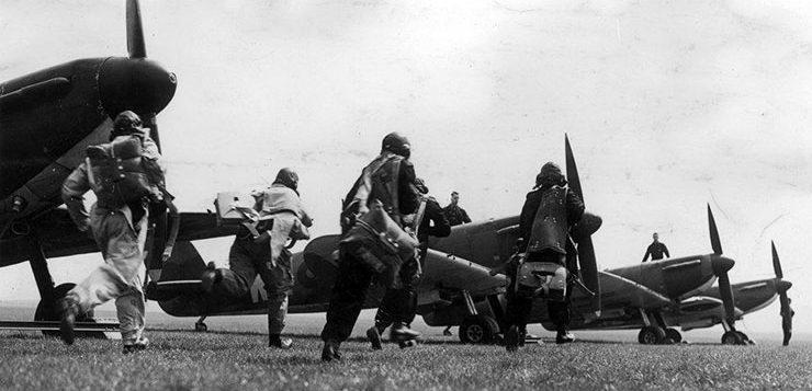 Великобритания во время Второй мировой войны