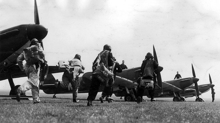 80cb2310bd4b Великобритания во время Второй мировой войны