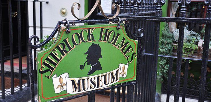 Адрес Шерлока Холмса в Лондоне