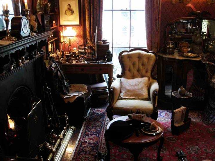 музей Холмса