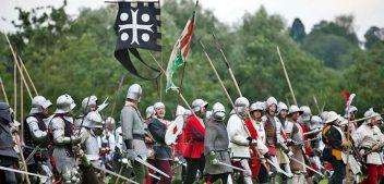 Война Алой и Белой розы в Англии (кратко)