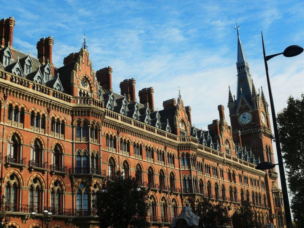 Вестминстерское аббатство в столице