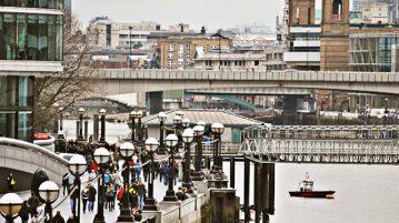 Погода в Лондоне в апреле