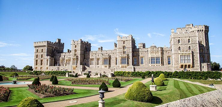 Замки Англии. Топ-10 замков Англии