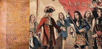 Билль о правах, Англия (1689)