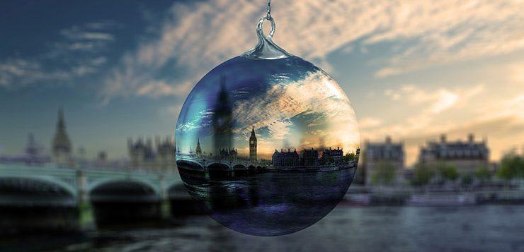 Погода в Лондоне в декабре
