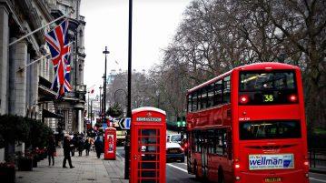 Погода в Лондоне в феврале